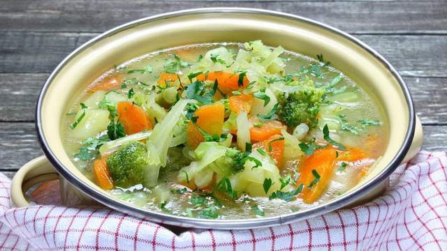Cabbage Soup Recipe Diet  MAKE A Diet Cabbage Soup That Actually Tastes Good
