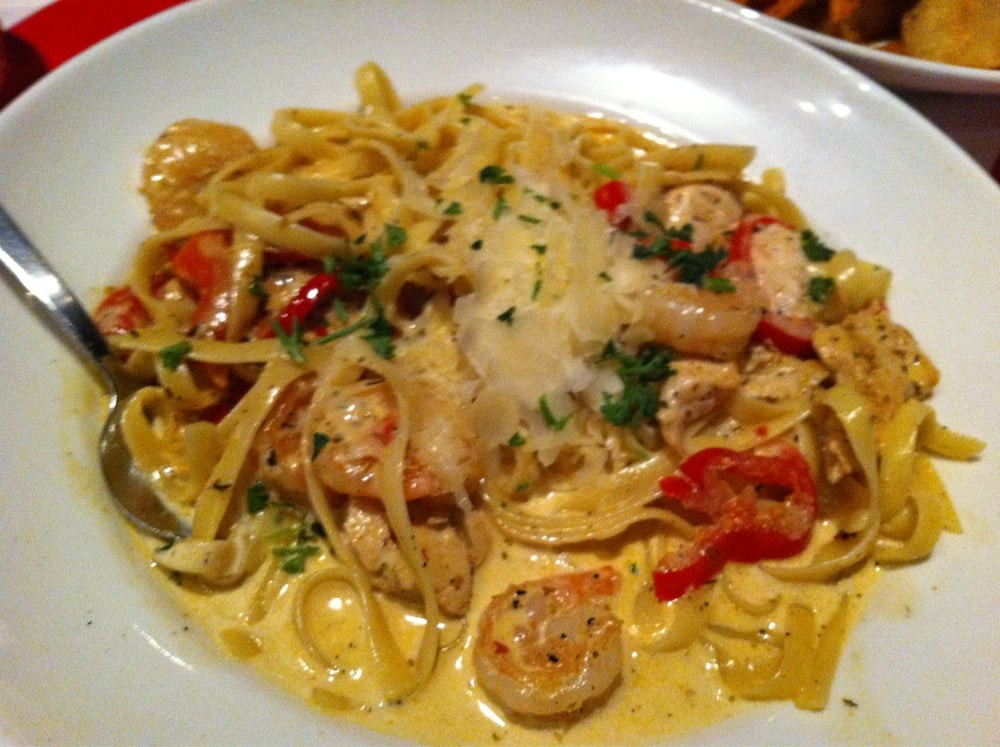 Cajun Chicken And Shrimp Pasta  Chicken and Shrimp Cajun Pasta Yelp