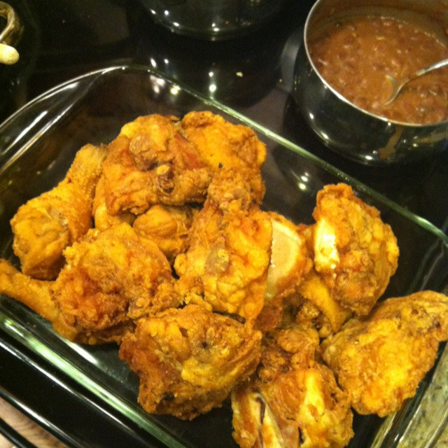 Cajun Fried Chicken  Cajun Fried Chicken Recipe — Dishmaps