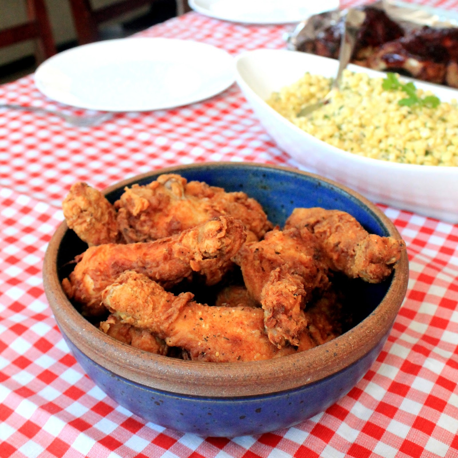Cajun Fried Chicken  The Stay At Home Chef Cajun Fried Chicken