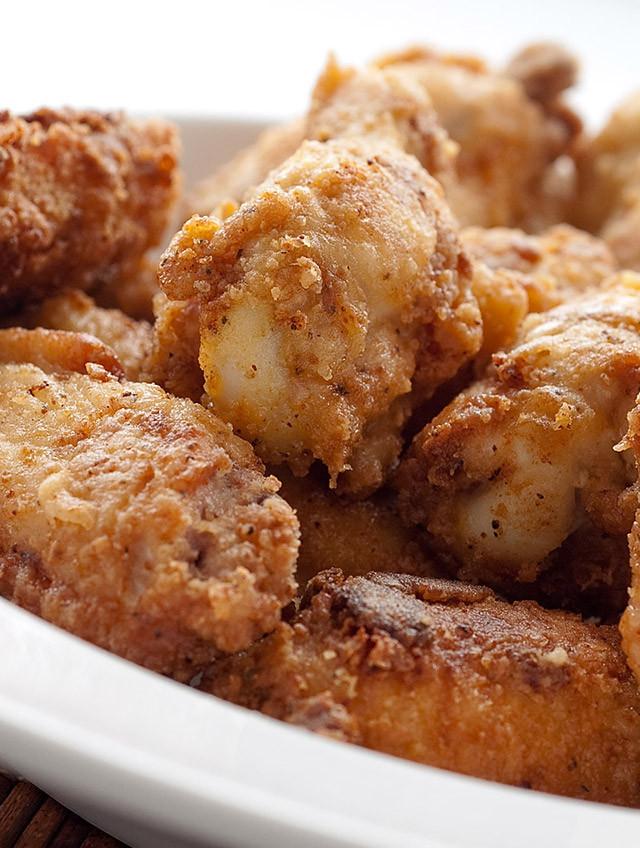 Cajun Fried Chicken  Cajun Fried Chicken Wings Life s Ambrosia
