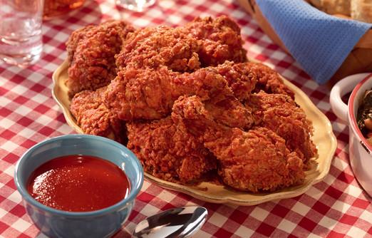 Cajun Fried Chicken  Cajun Fried Chicken