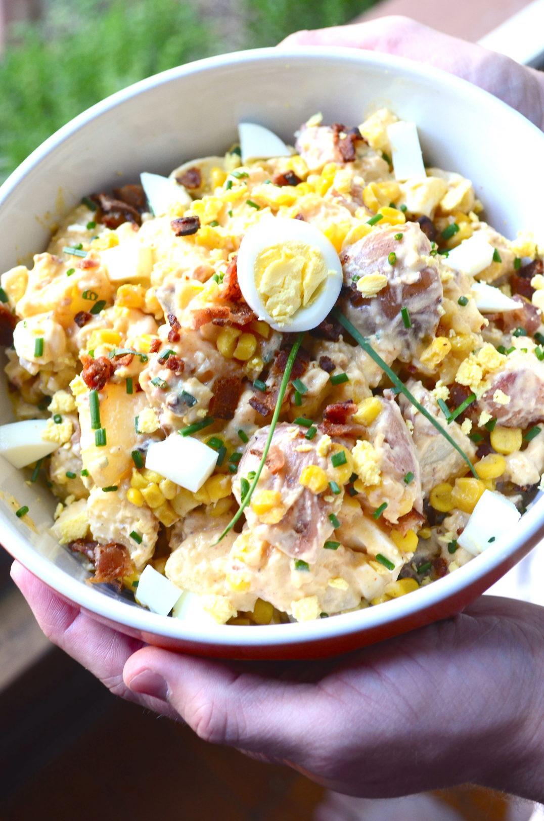 Cajun Potato Salad  Cajun Potato Salad