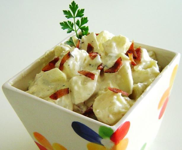 Cajun Potato Salad  Cajun Potato Salad Recipe Food