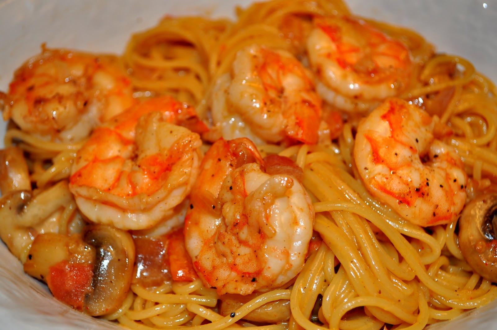 Cajun Shrimp Pasta  CookingwithSweetface Cajun Shrimp Pasta