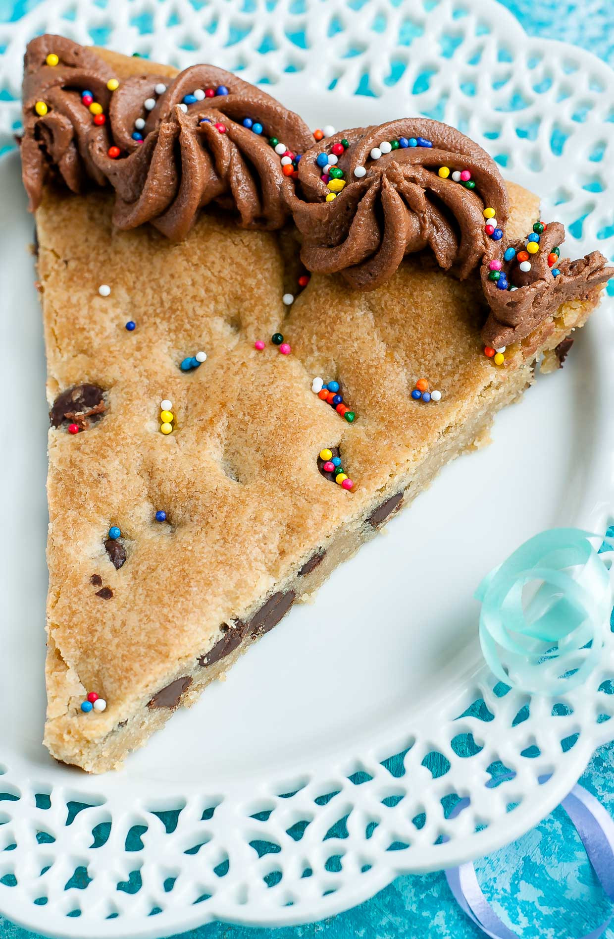 Cake Cookie Recipe  Homemade Cookie Cake Recipe