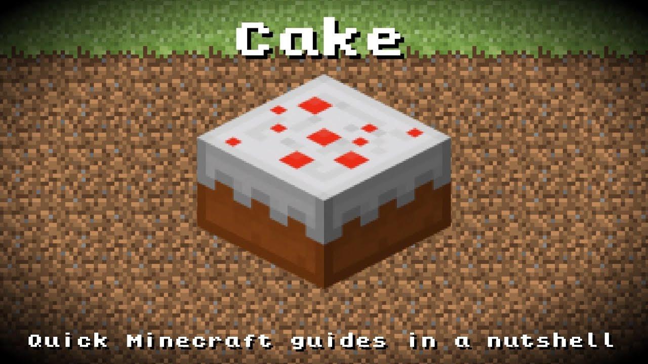 Cake Crafting Recipe  Minecraft Cake Recipe Item ID Information Up to