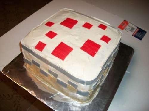 Cake Crafting Recipe  Best 25 Homemade minecraft cakes ideas on Pinterest