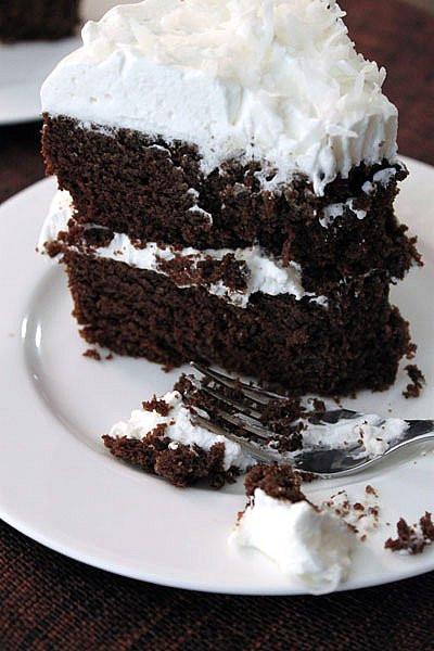 Cake Flour Recipe  coconut flour chocolate cake