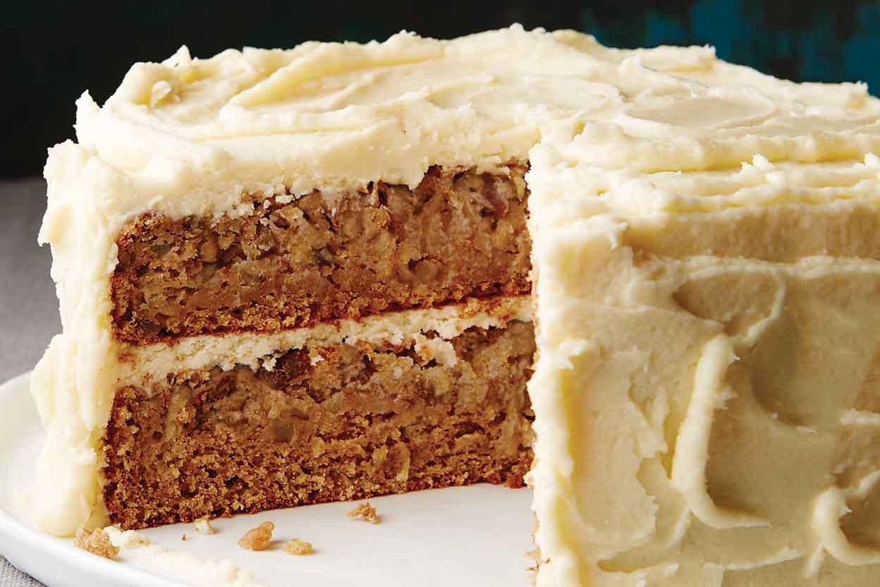 Cake Flour Recipe  Sprouted Wheat Spice Cake Recipe