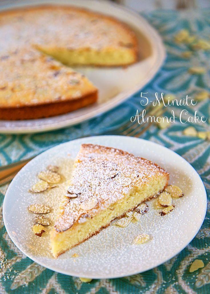 Cake Flour Recipe  Best 25 Almond cake recipes ideas on Pinterest