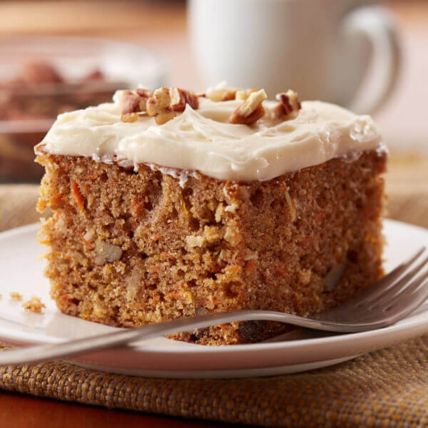 Cake Frosting Recipe  Homemade Carrot Cake With Cream Cheese Frosting Recipe