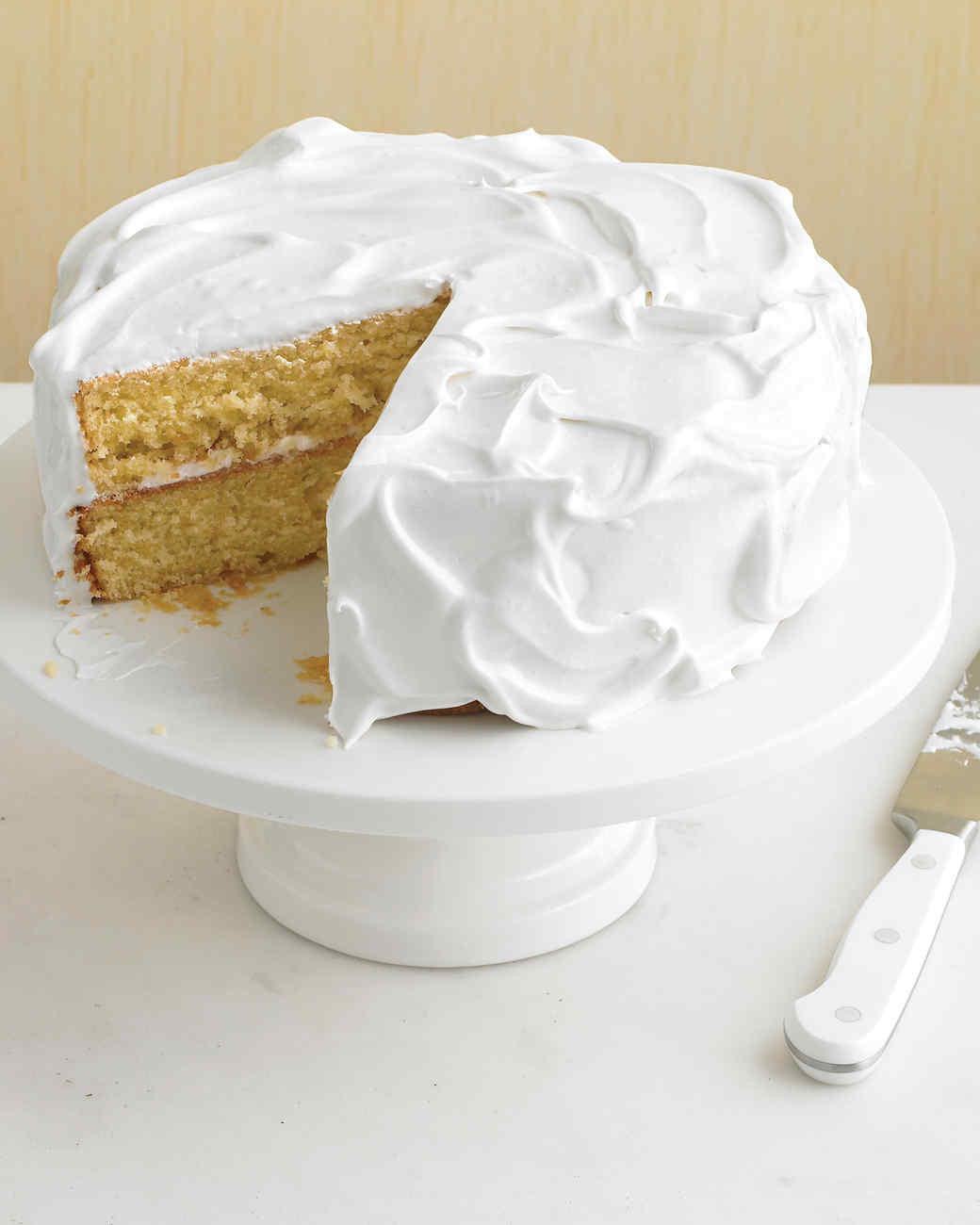 Cake Frosting Recipe  Versatile Vanilla Cake