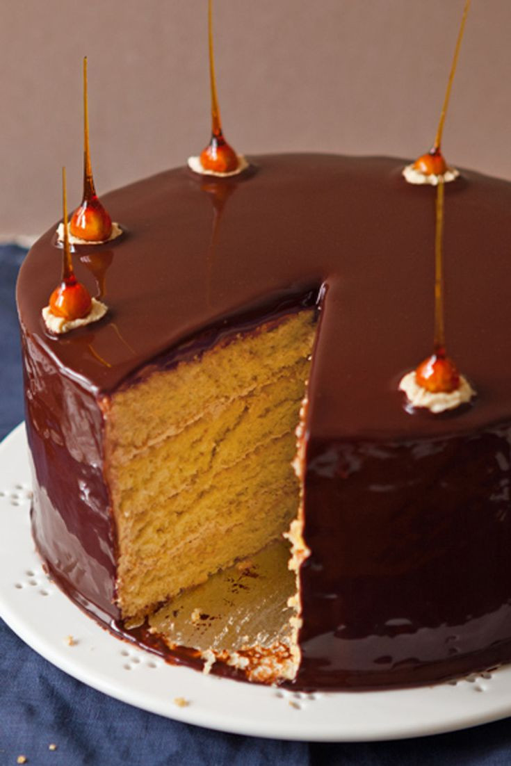 Cake Glaze Recipe  153 best images about Great British Bake f recipes on