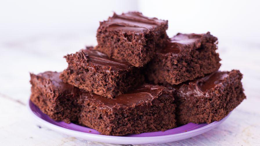 Cake Mix Brownies  cake like brownies pillsbury