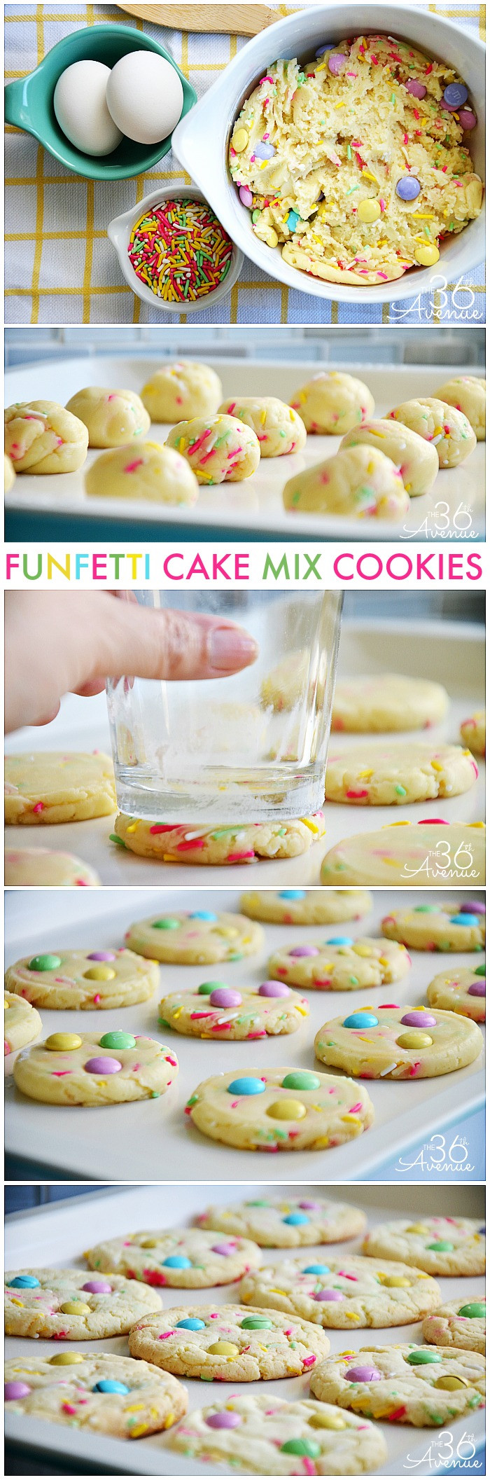 Cake Mix Cookie Recipes  10 Minute Doughnut Recipe The 36th AVENUE