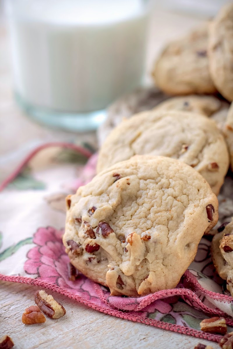Cake Mix Cookies With Butter  10 Best Butter Pecan Cake Mix Cookies Recipes