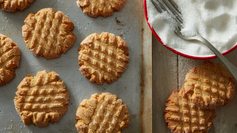 Cake Mix Cookies With Butter  Cake Mix Peanut Butter Cookies recipe from Betty Crocker