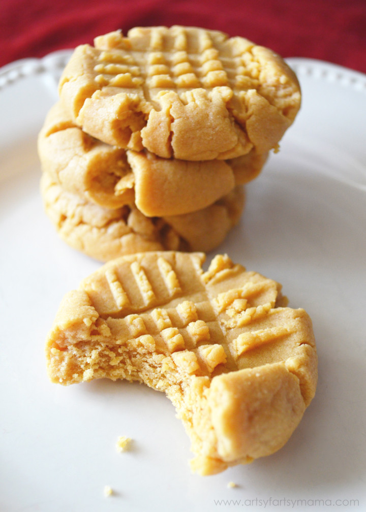 Cake Mix Cookies With Butter  Easy Cake Mix Peanut Butter Cookies