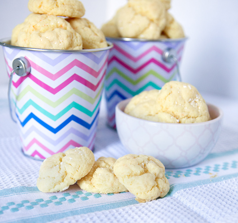 Cake Mix Cookies With Butter  Soft Butter Cake Mix Cookies