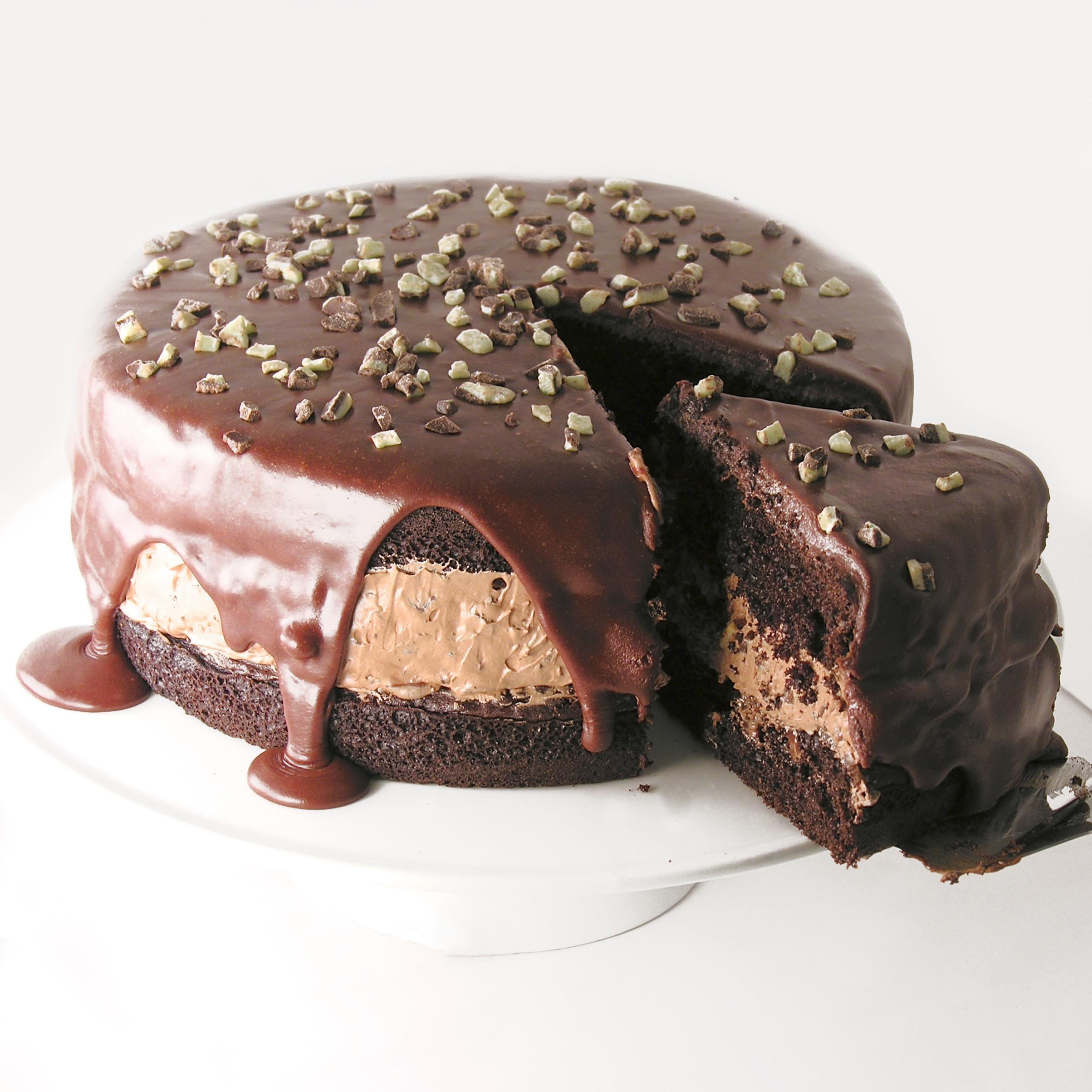 Cake Mix Dessert  chocolate cake mix