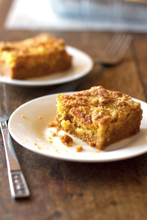 Cake Mix Desserts  Pumpkin Dessert Bars Recipe