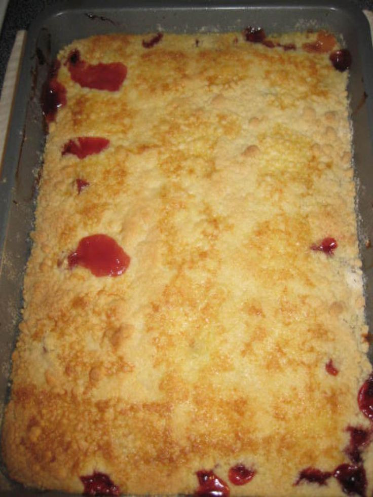 Cake Mix Desserts  47 best images about Food to Try on Pinterest