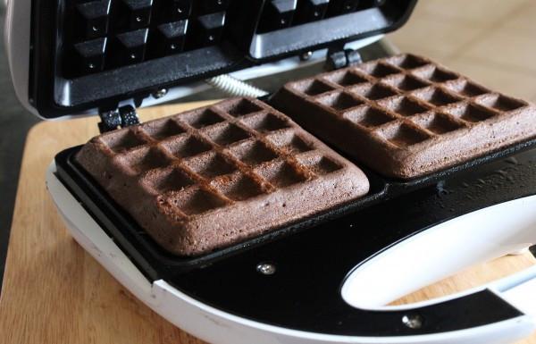 Cake Mix Waffles  Cake Mix Waffles – Simple Cake Batter Makes A Fun Dessert