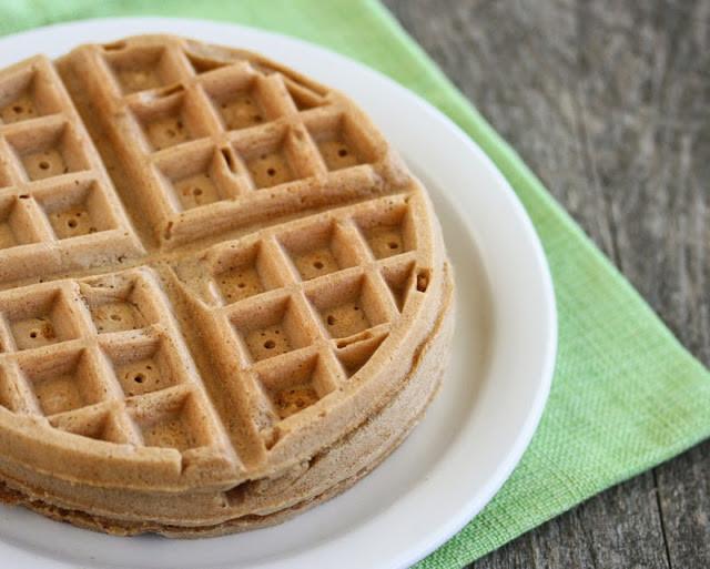 Cake Mix Waffles  Cake Mix Waffles Kirbie s Cravings