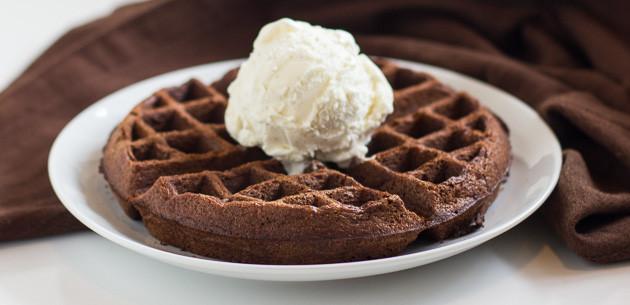 Cake Mix Waffles  Cake Mix Waffles Recipe