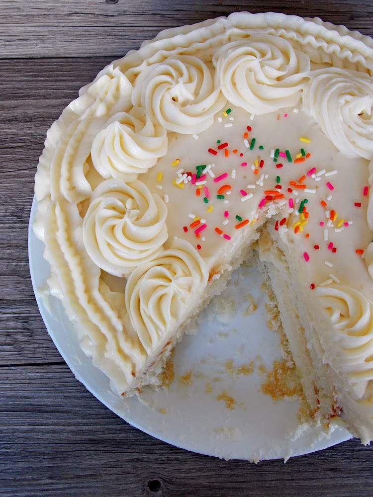 Cake Recipe From Scratch  Emily s Sweet Indulgence THE Ultimate White Cake Recipe
