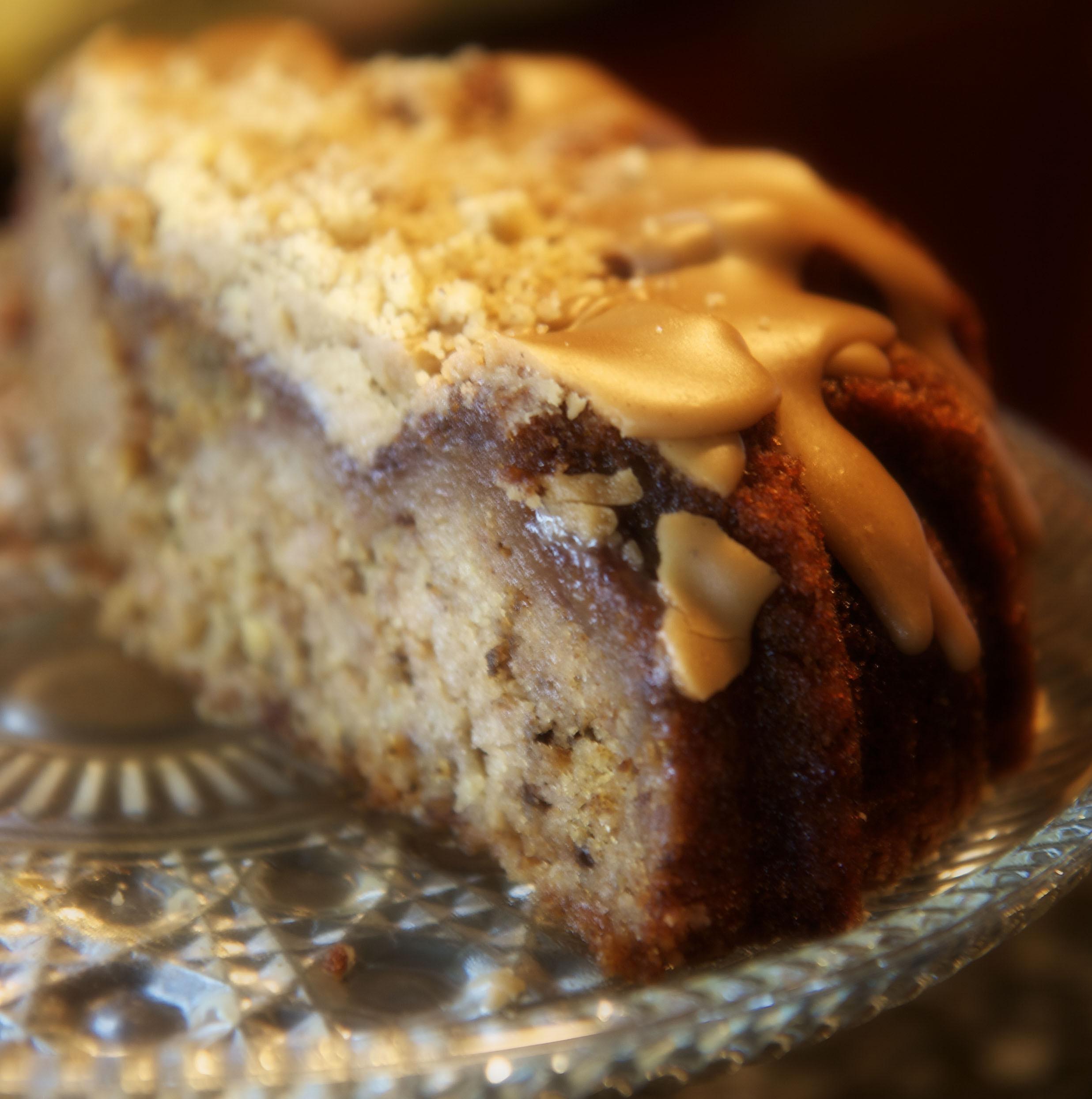 Cake Recipe From Scratch  Pear Cake from Scratch BigOven