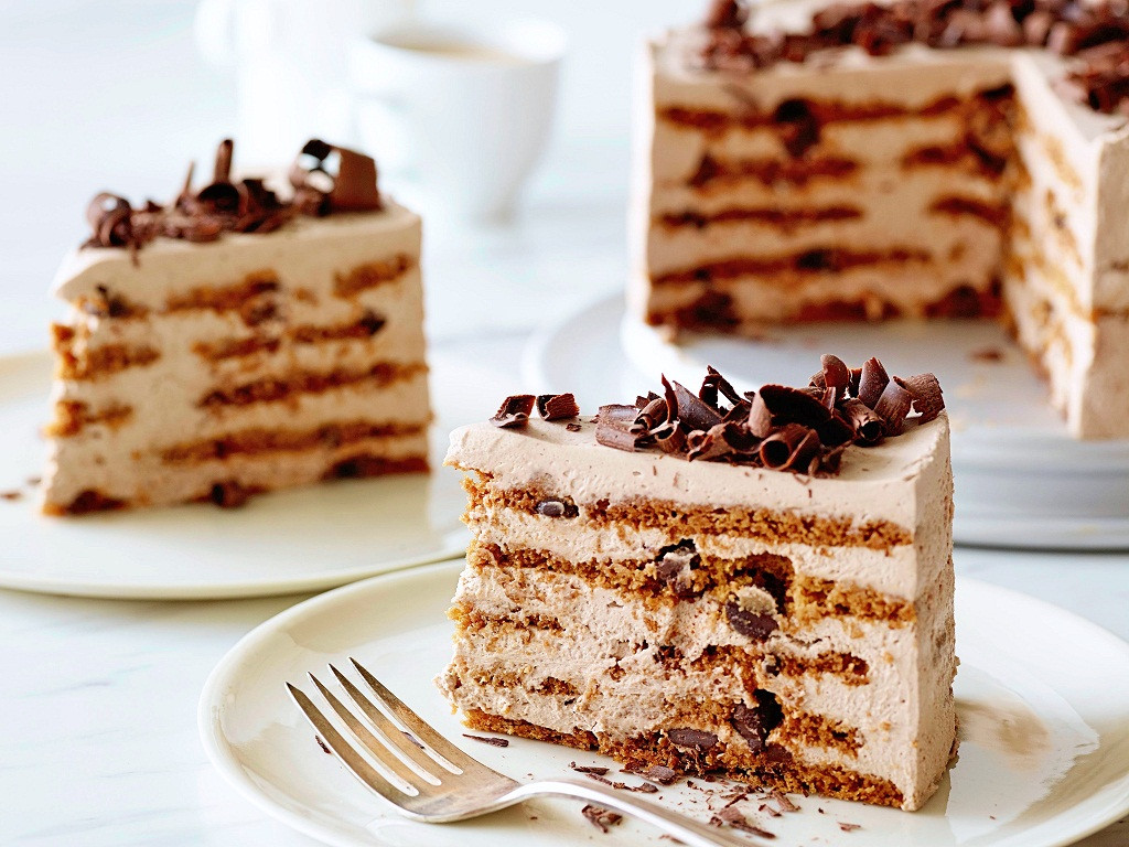 Cake Recipe Ideas  Chocolate Mocha Cake Recipe