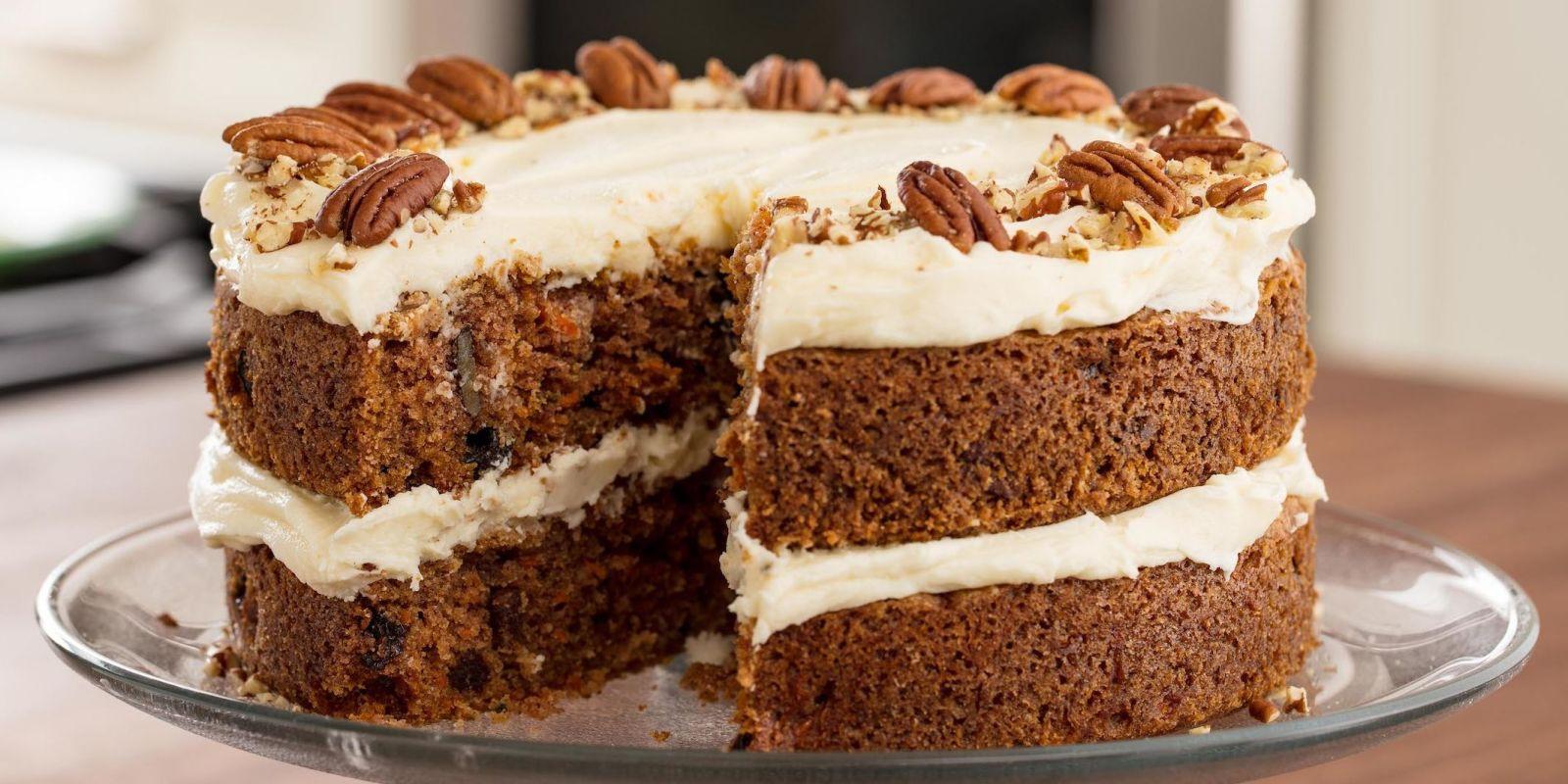 Cake Recipe Ideas  Best Carrot Cake Recipe How to Make Carrot Cake