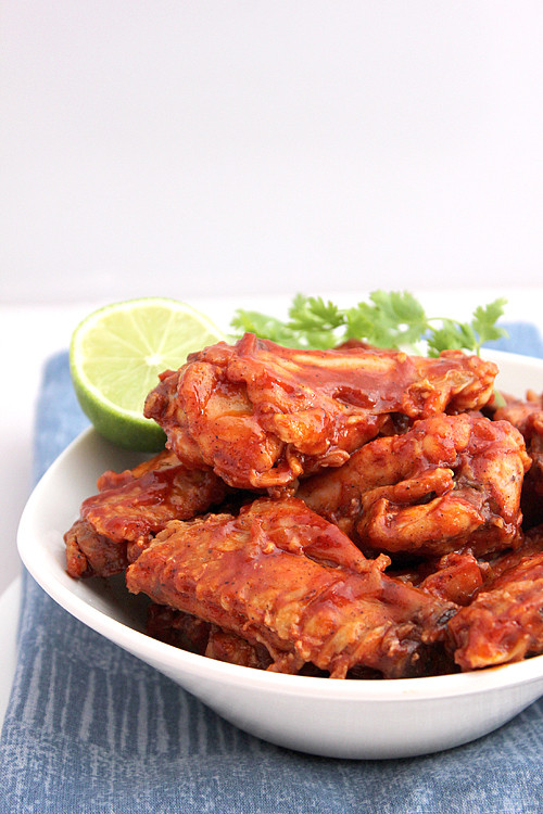 Calories Chicken Wings  Spicy Chicken Wings Low Calorie