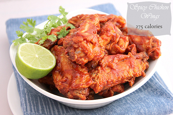 Calories Chicken Wings  15 Low Calorie Recipes for 2016 MunatyCooking