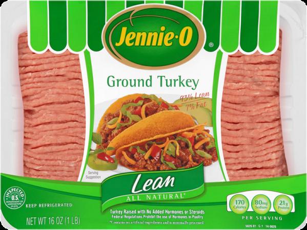 Calories Ground Turkey  Lean Ground Turkey Nutrition & Product Info
