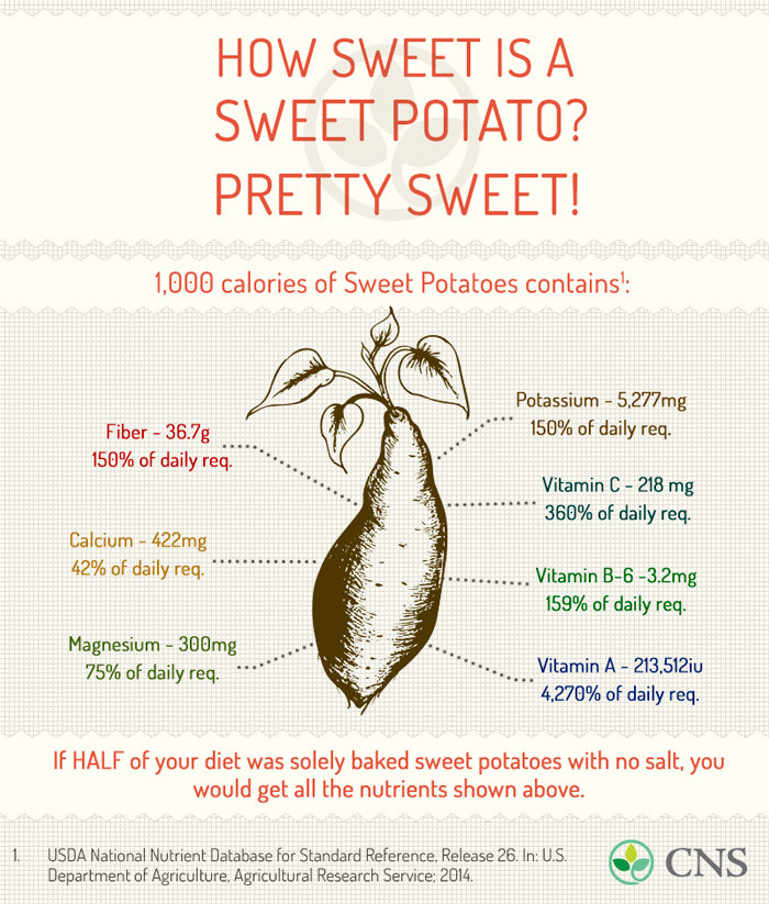 Calories In A Baked Sweet Potato  Crispy Sweet Potato Chips