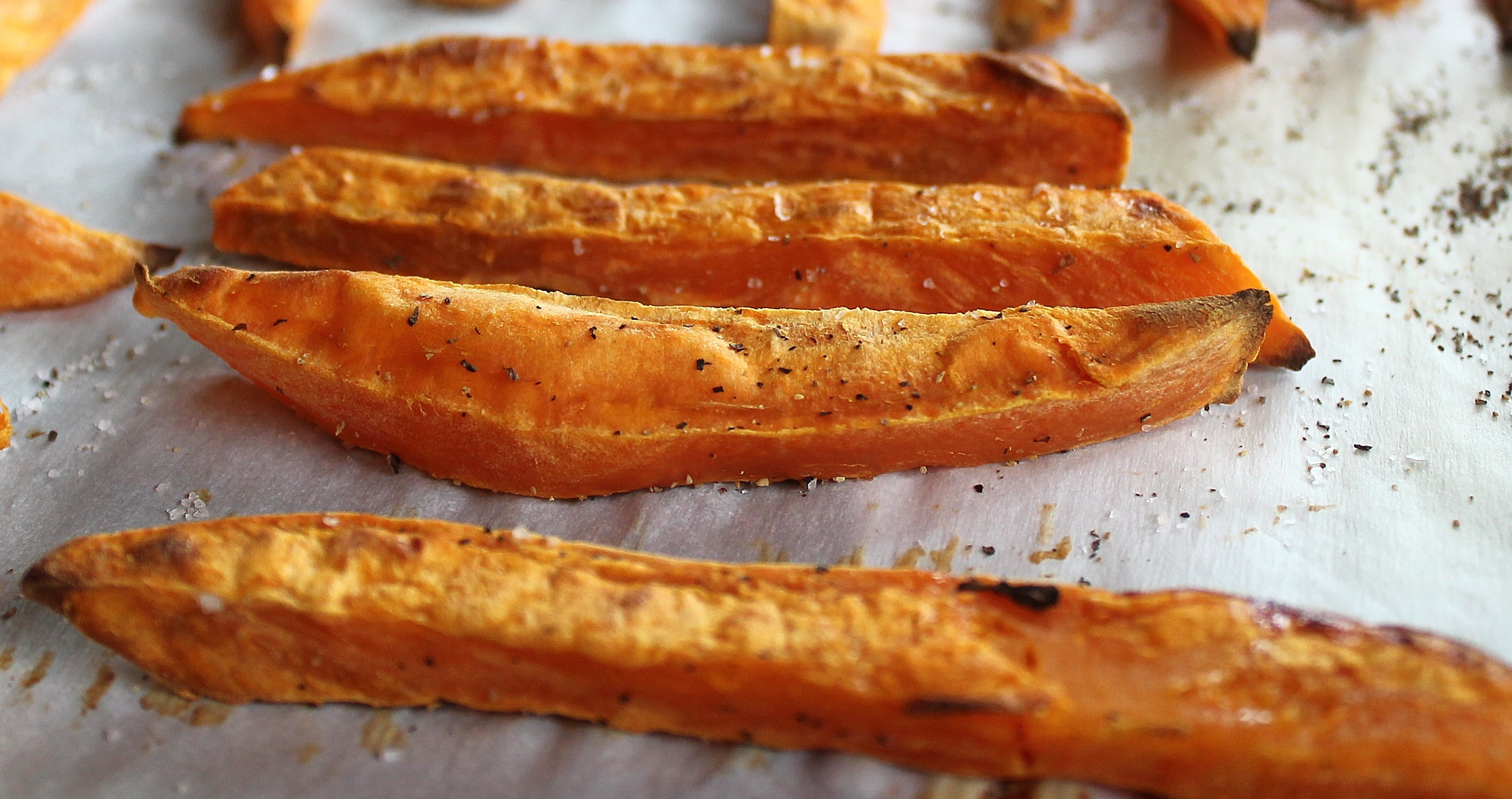 Calories In A Baked Sweet Potato  calories in baked sweet potato fries without skin