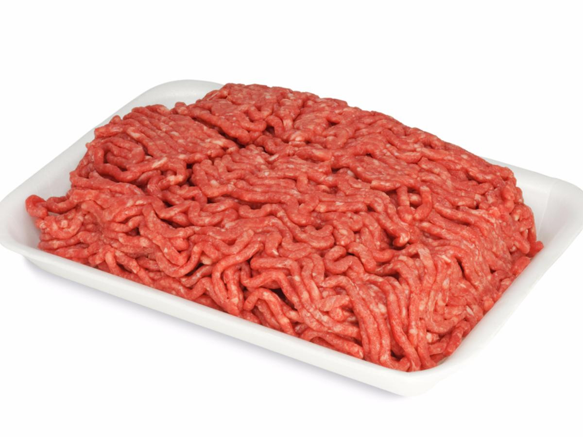 Calories In A Pound Of Ground Beef  Ground beef Nutrition Information Eat This Much