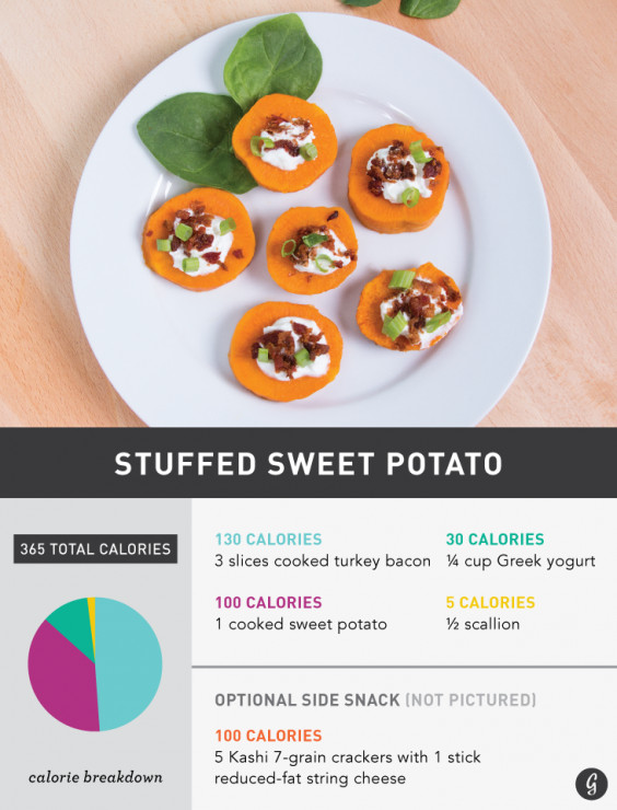 Calories In A Red Potato  Healthy Lunch Ideas 35 Quick and Low Calorie Lunches