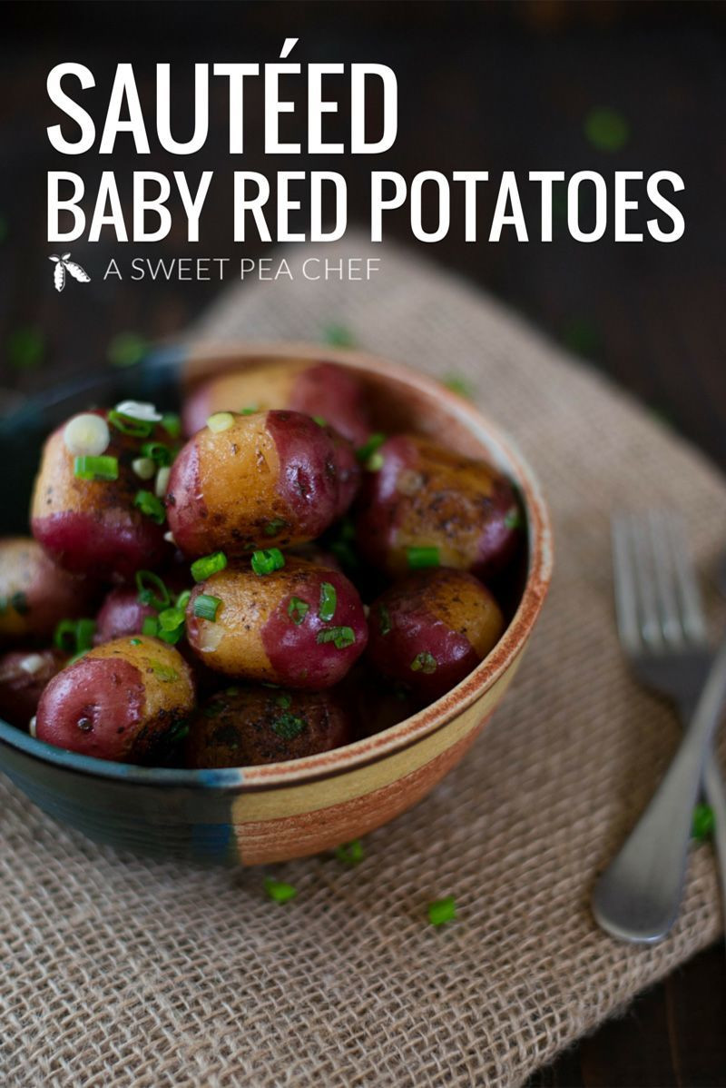 Calories In A Red Potato  calories in sauteed potatoes