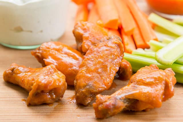 Calories In Baked Chicken Wings  How Many Calories In Baked Chicken Wings Without Skin