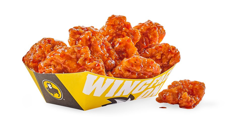Calories In Chicken Wings  how many calories in boneless chicken wings