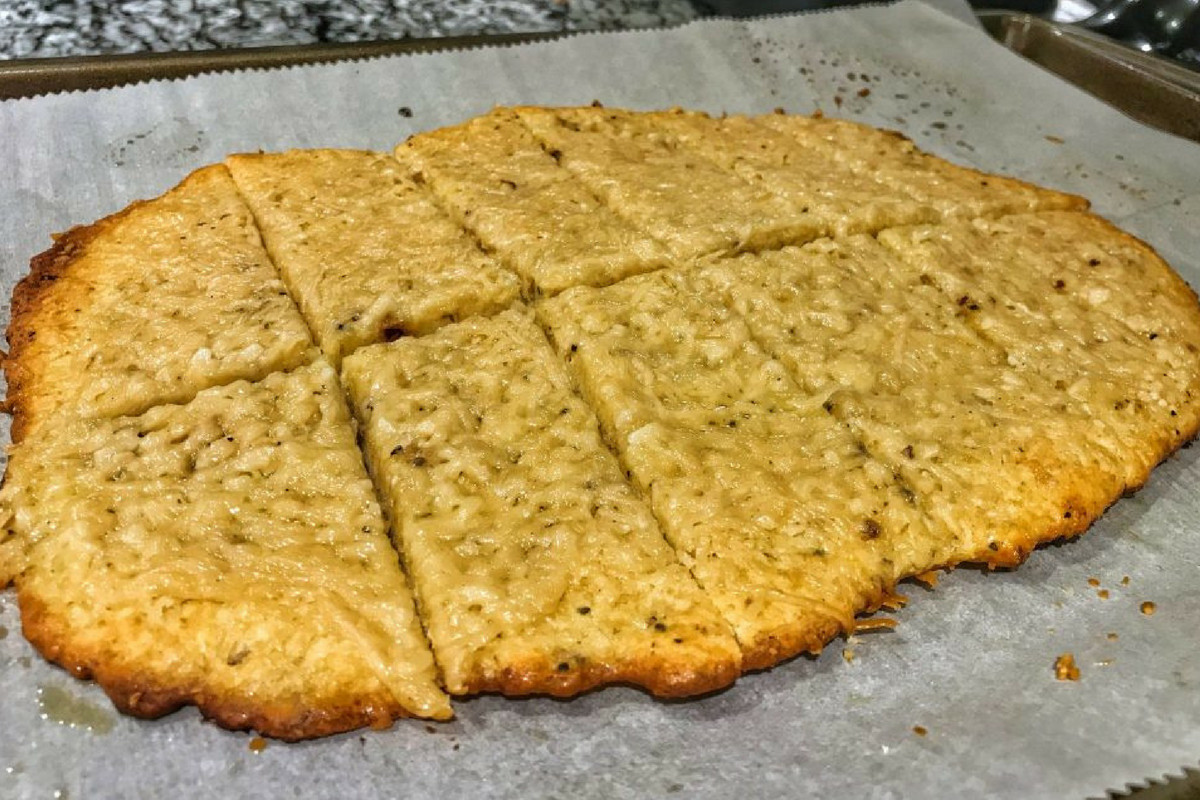 Calories In Garlic Bread  Lower Calorie High Protein Cheesy Garlic Bread Recipe