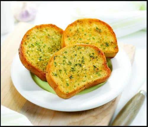 Calories In Garlic Bread  Low Calorie Garlic Bread Italian Style Texas Toast