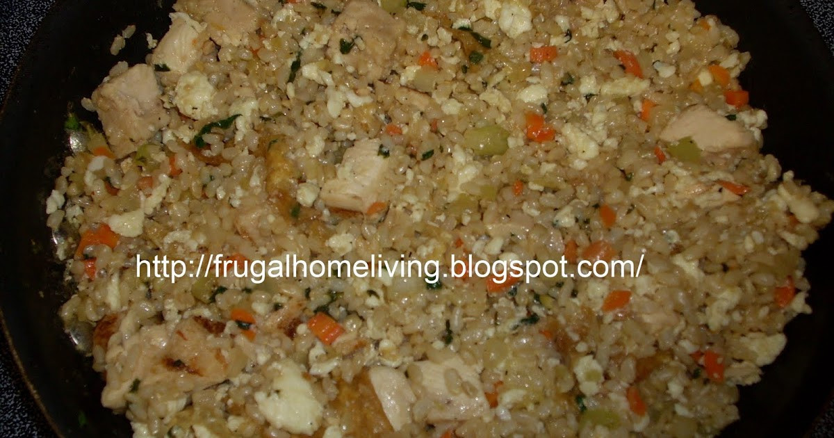 Calories In Pork Fried Rice  Wel e To My Kitchen Low Calorie Chicken Fried Rice