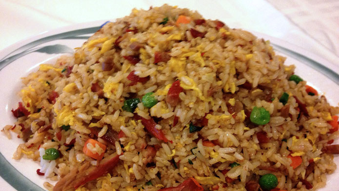 Calories In Pork Fried Rice  50 Roast Pork Fried Rice or Chicken Fried Rice
