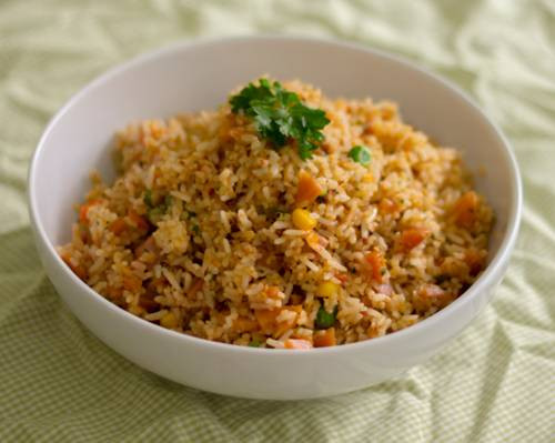 Calories In Pork Fried Rice  Calories in Fried Rice Know its Nutritional Facts and