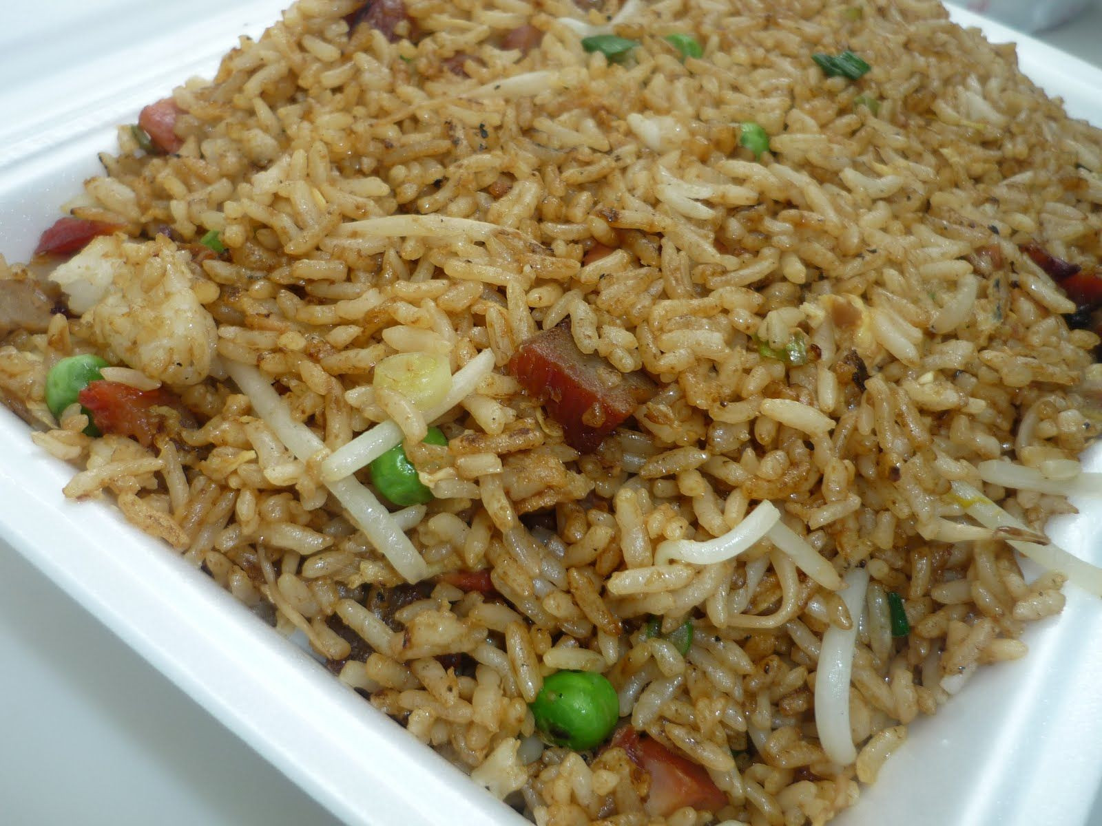 Calories In Pork Fried Rice  how many calories in pork fried rice